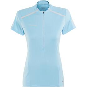 Mammut Atacazo Light Shortsleeve Shirt Women blue
